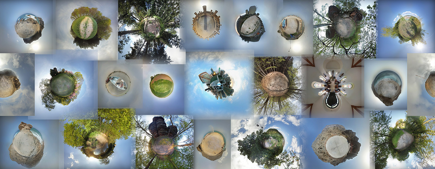 360° Little Planet Panorama